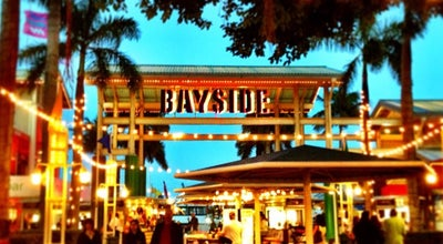 Photo of Mall Bayside Marketplace at 401 Biscayne Blvd, Miami, FL 33132, United States