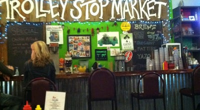 Photo of Vegetarian / Vegan Restaurant Trolley Stop Market at 704 Madison Ave, Memphis, TN 38103, United States