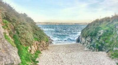 Photo of Beach Praia de Adormideras at A Coruña 15002, Spain