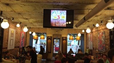 Photo of Cafe SMS CAFE at Ул. Соборная, 13, Рязань 390000, Russia