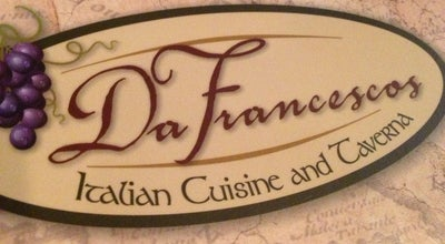 Photo of Italian Restaurant Da Francesco at 49624 Van Dyke Ave, Shelby Township, MI 48317, United States
