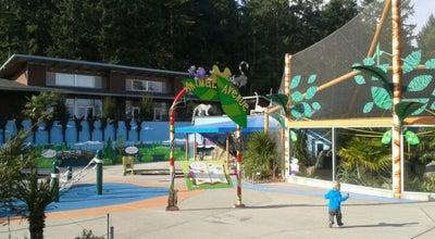 Photo of Playground Kid's Zone at Point Defiance Zoo & Aquarium, Tacoma, WA, United States