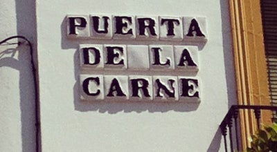 Photo of Historic Site Puerta de la Carne at C. Santa María La Blanca, Sevilla 41004, Spain