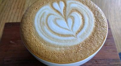 Photo of Cafe Hopper & Burr at 300 N Main St, Santa Ana, Ca 92701, United States