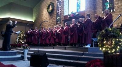 Photo of Church Hillcrest Christian Church at 11411 Quivira Rd, Overland Park, KS 66210, United States