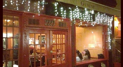 Photo of French Restaurant Gamine at 2223 Union St, San Francisco, CA 94123, United States