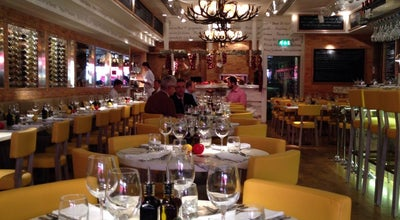 Photo of Cocktail Bar Cicchetti at 21 Heddon St, London W1B 4BG, United Kingdom