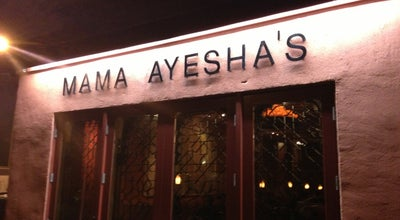 Photo of Middle Eastern Restaurant Mama Ayesha's at 1967 Calvert St Nw, Washington, DC 20009, United States