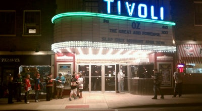 Photo of Indie Movie Theater Classic Cinemas Tivoli Theatre at 5021 Highland Ave, Downers Grove, IL 60515, United States