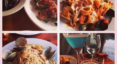 Photo of Italian Restaurant Mario's Trattoria at 493 9th Ave, New York, NY 10018, United States