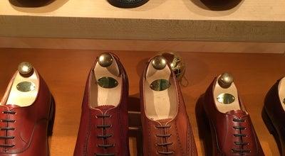 Photo of Shoe Store Crockett & Jones NYC at 7 W 56th St, New York, NY 10019, United States