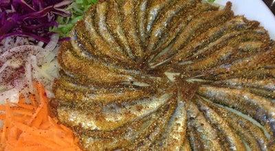 Photo of Fish and Chips Shop 61 Hamsi Tava at Aspendos Bulvari, Antalya, Turkey