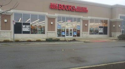 Photo of Bookstore Half Price Books at 9867 E Us Highway 36, Avon, IN 46123, United States