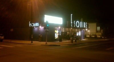 Photo of Indie Movie Theater Landmark Esquire Theater at 590 Downing St, Denver, CO 80218, United States