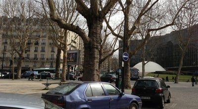 Photo of Plaza Place du Colonel Fabien at Place Du Colonel Fabien, Paris 75010, France