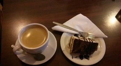 Photo of Italian Restaurant Cafe Sicilia at 228-240 Perth Rd, Dundee DD 1 4, United Kingdom