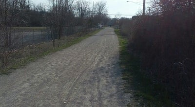 Photo of Trail Clinton River Trail At Rochester River Walk at Rochester Hills, MI, United States