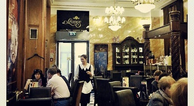 Photo of Tea Room Szamos gourmet ház at Váci U. 1., Budapest 1052, Hungary