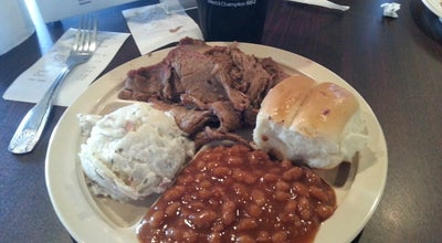 Photo of BBQ Joint Whole Hog Cafe at 12111 W Markham St #364, Little Rock, AR 72211, United States