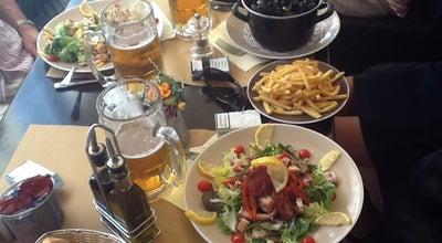 Photo of Italian Restaurant Bar Express at 22, Rue Comte Félix Gastaldi, Monaco 9800, Monaco