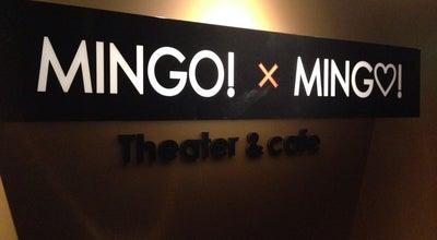 Photo of Cafe 劇場型カフェ MINGO!×MINGO! at 山之口町1-7, Kagoshima, Japan