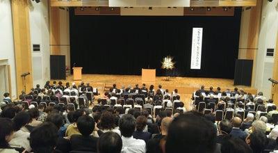 Photo of Concert Hall 山形テルサ アプローズ at 双葉町1-2-3, 山形市, Japan