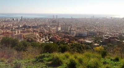 Photo of Mountain Muntanya Pelada at Barcelona, Spain