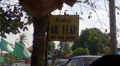 Photo of Juice Bar Kedai air buah che mud kadok at Malaysia