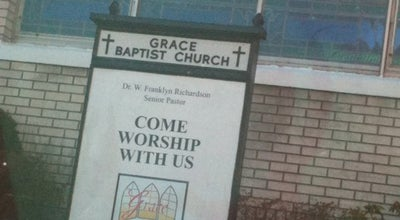 Photo of Church Grace Baptist Church at 52 S 6th Ave, Mount Vernon, NY 10550, United States