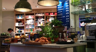Photo of Italian Restaurant Carluccio's at Meadowhall Shopping Centre, Sheffield S9, United Kingdom