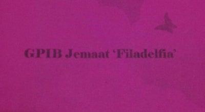 Photo of Church GPIB FILADELFIA BINTARO JAYA at Bintaro Jaya Iii, Indonesia
