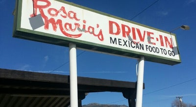 Photo of Mexican Restaurant Rosa Maria Drive In at 4202 N Sierra Way, San Bernardino, CA 92407, United States