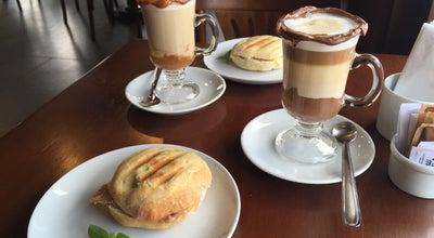 Photo of Cafe Caffè Italia at Rua Marechal Floriano Peixoto 105, Indaial 89130-000, Brazil