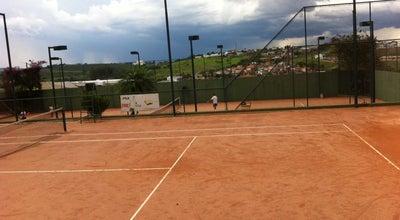 Photo of Tennis Court Double Game Tennis Academy at Rua Francisco De Souza Pinto, 260, Varginha 37002-970, Brazil