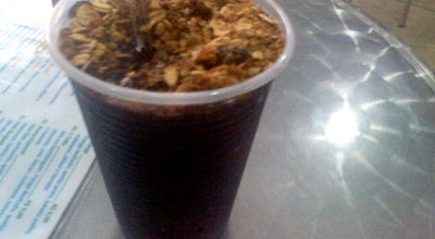 Photo of Diner Açaí do Maromba at Calçadão Da Walter Franklin, Três Rios, Brazil