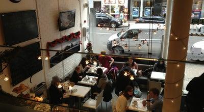 Photo of Cafe Avenue Coffee at 291 Byres Rd, Glasgow G12 8TL, United Kingdom