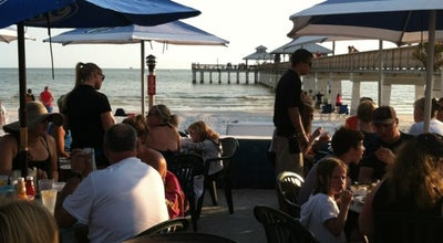 Photo of Bar The Beach Pierside Grill & Blowfish Bar at 1000 Estero Blvd #3, Fort Myers Beach, FL 33931, United States