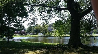 Photo of Lake Sunset Park at Sunset Avenue, Asbury Park, NJ 07712, United States