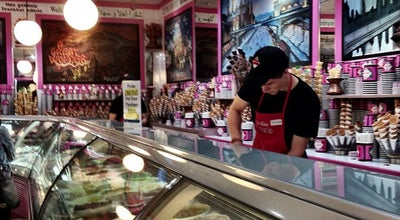 Photo of Ice Cream Shop La Casa Gelato at 1033 Venables St, Vancouver, BC V6A 3R9, Canada
