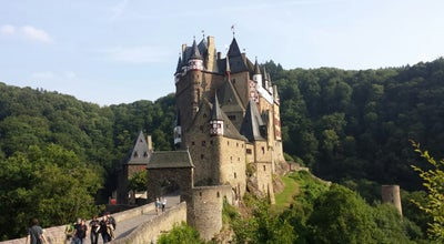 Photo of Castle Burg Eltz at Burg-eltz-straße 1, Münstermaifeld 56294, Germany