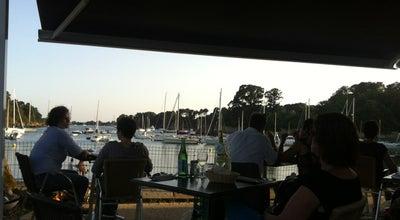 Photo of Cafe Le Café de Conleau at Presqu'île De Conleau, Vannes 56000, France