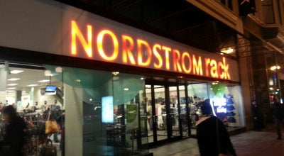 Photo of Clothing Store Nordstrom Rack at 24 N State St, Chicago, IL 60602, United States