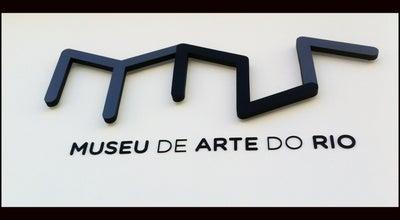 Photo of Art Museum Museu de Arte do Rio (MAR) at Pç. Mauá, 5, Rio de Janeiro 20081-240, Brazil