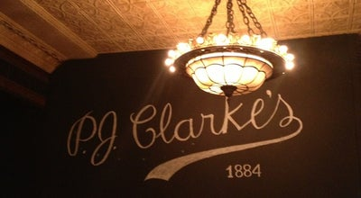 Photo of American Restaurant P.J. Clarke's at R. Dr. Mário Ferraz, 568, São Paulo 01453-011, Brazil