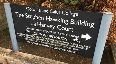 Photo of College Residence Hall Stephen Hawking Building at United Kingdom