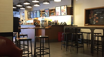 Photo of Coffee Shop Starbucks New Store at Harbin, Ch, China