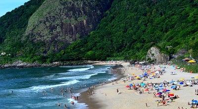 Photo of Beach Praia de Grumari at Av. Estado Da Guanabara, S/n, Rio de Janeiro 22790-872, Brazil