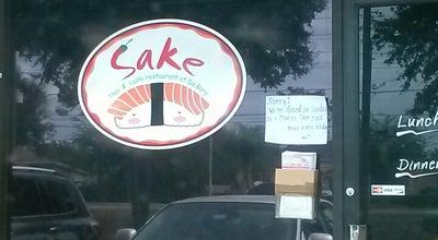 Photo of Asian Restaurant Sake at 2851 Enterprise Rd, Orange City, FL 32763, United States