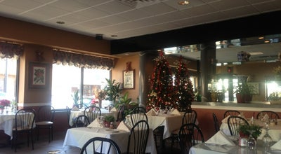 Photo of Italian Restaurant Caffe Capri at 119 Park Ave, East Rutherford, NJ 07073, United States