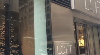 Photo of Women's Store Ann Taylor Loft at 488 Madison Ave, New York, NY 10022